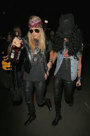 Slash Halloween Costumes Legendary Celebrity Halloween Costumes
