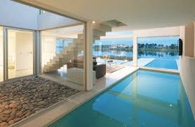 2 house with pool 12 modern indoor pools design