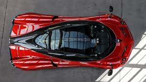pagani huayra red pagani huayra top view wallpaper 44717 1920x1080 px hdwallsource com