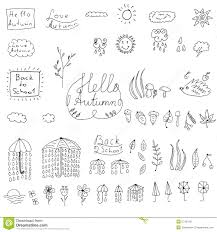 doodle sign up autumn doodle weather collection from 53 million