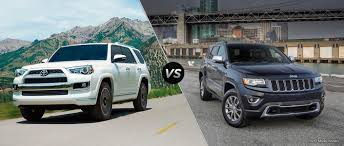 kia jeep 2015 2016 toyota 4runner vs 2016 jeep grand cherokee