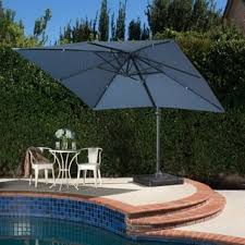 Large Cantilever Patio Umbrella Patio Umbrellas U0026 Shades Store Shop The Best Deals For Nov 2017