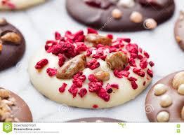 luxury handmade chocolate mediants cookies bites traditional