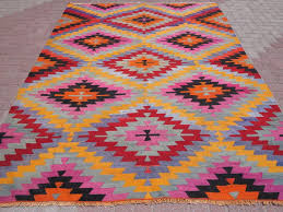 Pottery Barn Rugs Ebay by Flooring Custom Size Kilim Rug Design For Home Flooring Decor