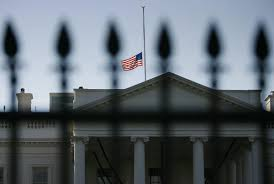 Flag Half Mass Today Why Are Flags At Half Mast Today Astronaut John Glenn Honored