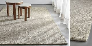How To Pick A Rug Crate And Barrel Sisal Linen Rug Best Rug 2017