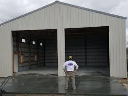 36 x 48 x 16 pole barn nampa idaho bradley building solutions