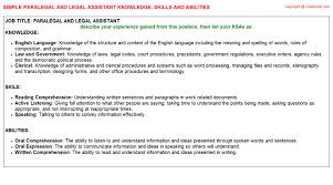 Cna Job Description On Resume by Cna Job Description For Resume Resume Badak