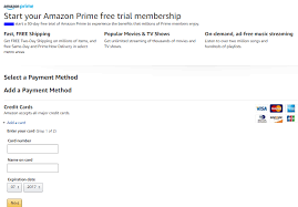 get access to prime day deals with free amazon prime