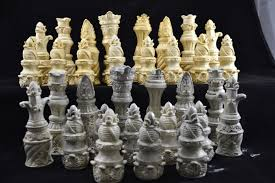 coolest chess sets decorating ornate staunton chess set for unique chess sets ideas