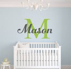 lovely decals world llc wall decor custom boys name wall decal