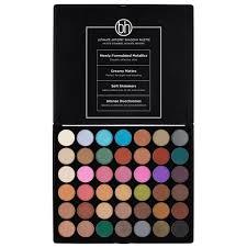 studio pro artistry 42 color eyeshadow palette bh cosmetics