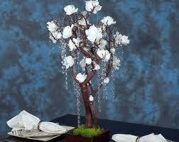 white wedding manzanita tree centerpieces white christmas