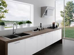 modern kitchen without cabinets modern kitchens without cabinets by treo