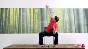 sur chaise pratique hatha sur chaise 30 avec brian tuck mon virtuel