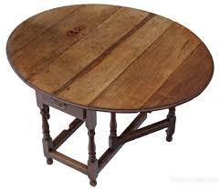 drop leaf coffee tables georgian oak gateleg drop leaf dining table antiques atlas