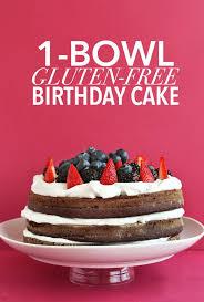 gluten free cake recipe the best cake 2017