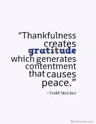 30 inspirational quotes about gratitude gratitude peace and