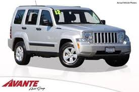 2012 jeep liberty sport suv used 2012 jeep liberty suv pricing for sale edmunds