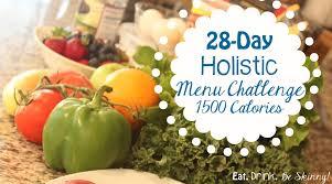 28 day holistic menu plan challenge eat drink u0026 be skinny