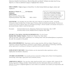 list of resume skills for teachers sle student teacher resume template for fresh graduate without