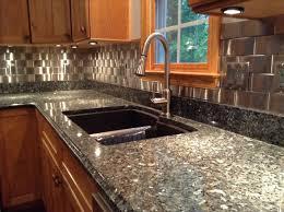 stainless steel tiles for kitchen backsplash brilliant kitchen backsplash brick pattern of brown n intended design