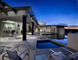 painted sky custom modern contemporary home architecture design