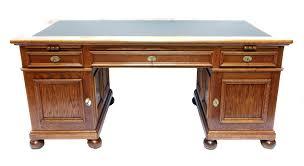vintage wood desk desk beautiful sold vintage hollywood regency style wood desk