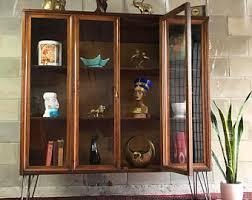 Broyhill China Cabinet Vintage Broyhill Etsy