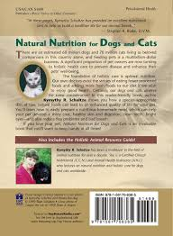 natural nutrition for dogs and cats the ultimate diet kymythy