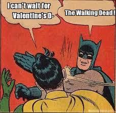 Walking Dead Valentine Meme - meme creator i can t wait for valentine s d the walking dead