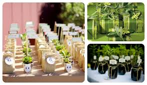 eco friendly wedding favors best eco friendly wedding favors photos styles ideas 2018