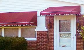 Fabric Door Awnings Custom Fabric Door Canopy Tct U0026a Industries