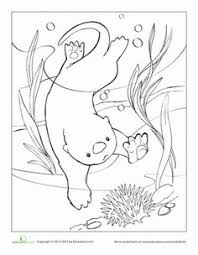 nature scene coloring pages earth day coloring pages protect natural habitats conservation