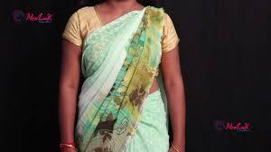 Draping Tutorial How To Drape A Saree Quick Saree Draping Tutorial Newlook