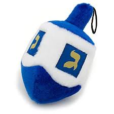 hanukkah toys singing dreidel dog we think kids might like it