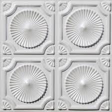 Stick On Ceiling Tiles by Best 25 Plastic Ceiling Tiles Ideas Only On Pinterest Tin Tile