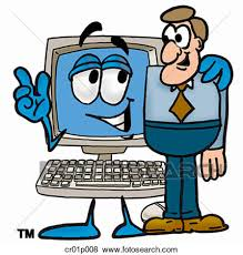 clipart uomo clip computer con uno uomo cr01p008 cerca clipart