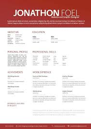 free design resume templates free cv resume psd templates freebies