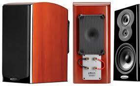 Best Polk Audio Bookshelf Speakers Polk Audio Lsim 703 Bookshelf Speaker Each