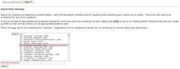 how to apply for barnes and noble jobs online at barnesandnoble jobs