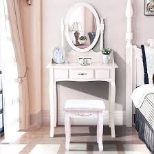 makeup dressing table with mirror makeup desk and mirror vanity dressing table set jewelry makeup desk