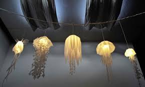 Hanging Lighting Ideas Jellyfish Hanging Lights