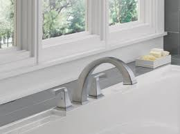 Delta Bathtubs Faucet Com T2751 Pn In Brilliance Polished Nickel By Delta