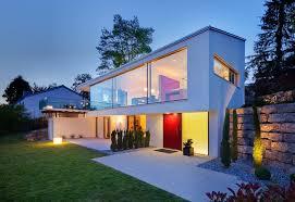 Hillside Home Plans Modern Single Story Hillside House Plans Modern Hillside House