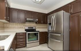Refinish Kitchen Cabinets Before And After Kitchen Cabinet Spray Paint Surprising Idea 28 Painting Cabinets