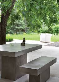 Design Within Reach Bench In This Home Everything Is Art