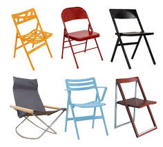 Best Outdoor Folding Chair Best Folding Chairs 2012 Apartment Therapy