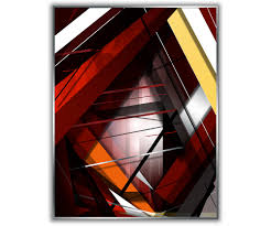 assaf margalit cubo futuristic wall sculptures abstract cubo