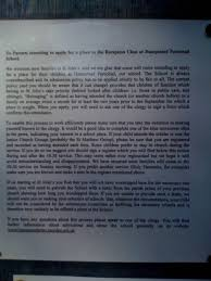 Template For Letter Of Appeal Examples Of Discrimination Fair Admissions Campaign